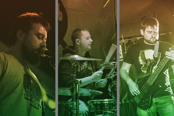 Стоунер рок группа Селитра